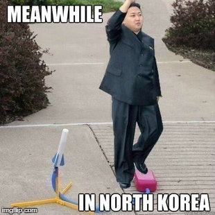 image tagged in north korea kim jong un | made w/ Imgflip meme maker