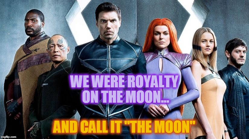 "Marvel's ""Inhumans"" 