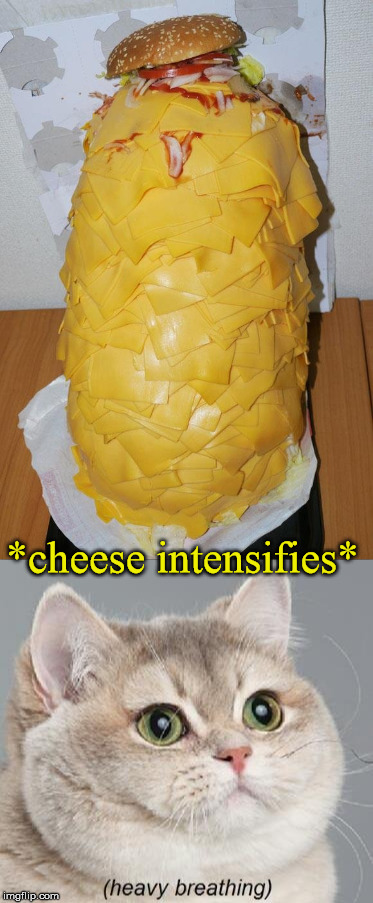 *cheese intensifies* | made w/ Imgflip meme maker