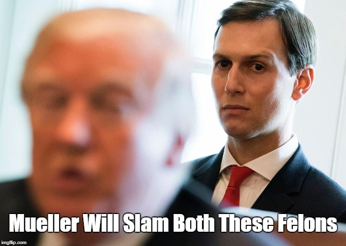 Mueller Will Slam Both These Felons | made w/ Imgflip meme maker