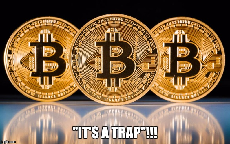 """IT'S A TRAP""!!! 