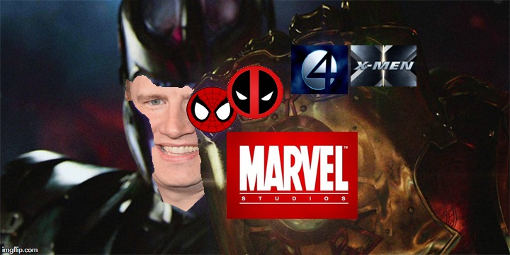 Kevin Feige, 2018 | image tagged in memes,marvel,thanos,mcu,humor | made w/ Imgflip meme maker