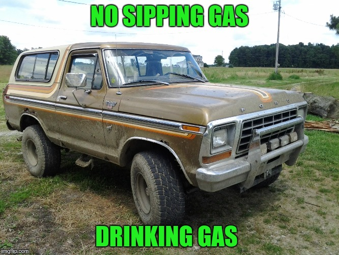 NO SIPPING GAS DRINKING GAS | made w/ Imgflip meme maker