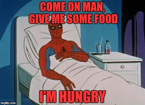 COME ON MAN, GIVE ME SOME FOOD I'M HUNGRY | made w/ Imgflip meme maker