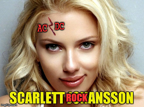 AC ROCK DC | made w/ Imgflip meme maker