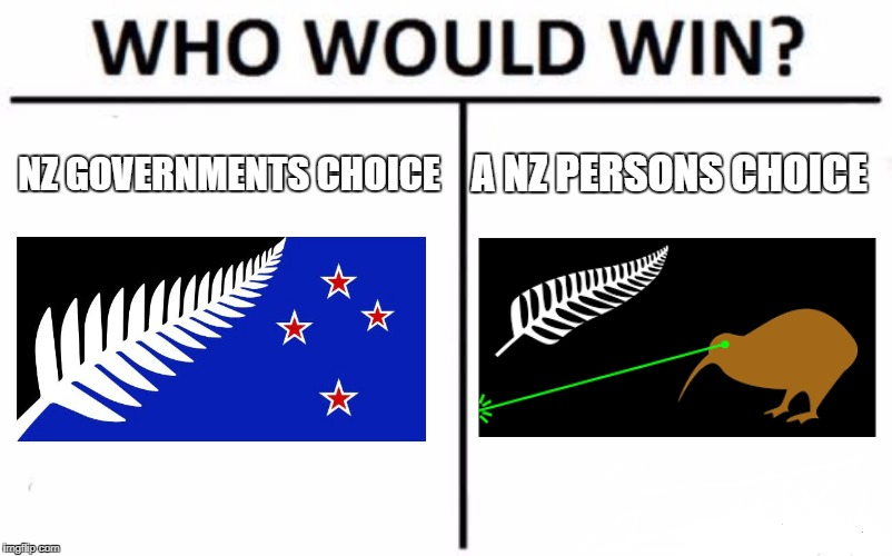 Who Would Win? Meme | NZ GOVERNMENTS CHOICE A NZ PERSONS CHOICE | image tagged in memes,who would win | made w/ Imgflip meme maker