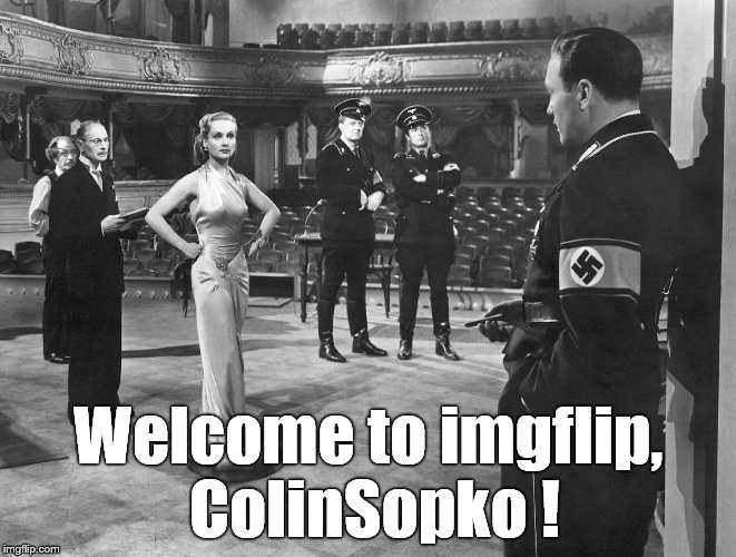 To be or not to be | Welcome to imgflip, ColinSopko ! | image tagged in to be or not to be | made w/ Imgflip meme maker
