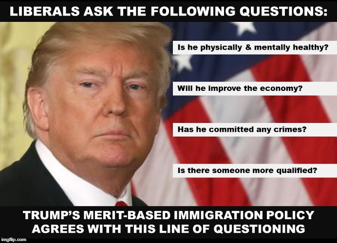 image tagged in illegal immigration,donald trump,trump,republican,conservatives,maga | made w/ Imgflip meme maker