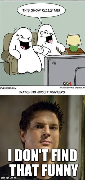 238kr4 ghost week zak bagans is excited imgflip