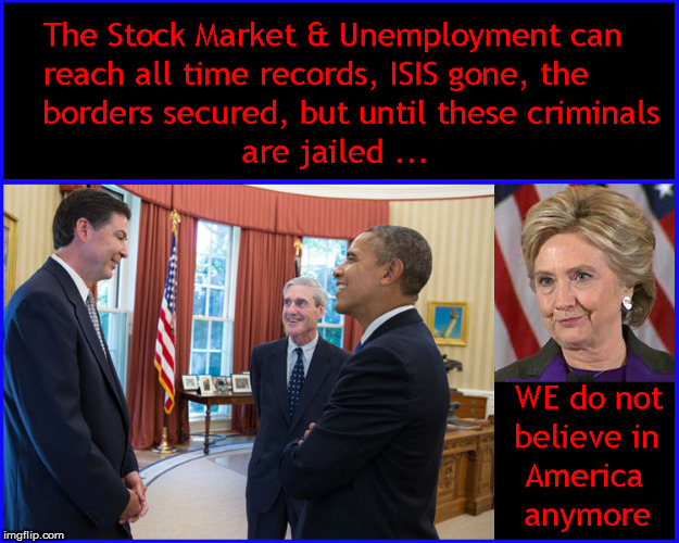 If blatant criminals go free- Do we have a Country anymore ? | image tagged in hillary jail,jail obama,current events,fbi lacks conviction,politics,political meme | made w/ Imgflip meme maker