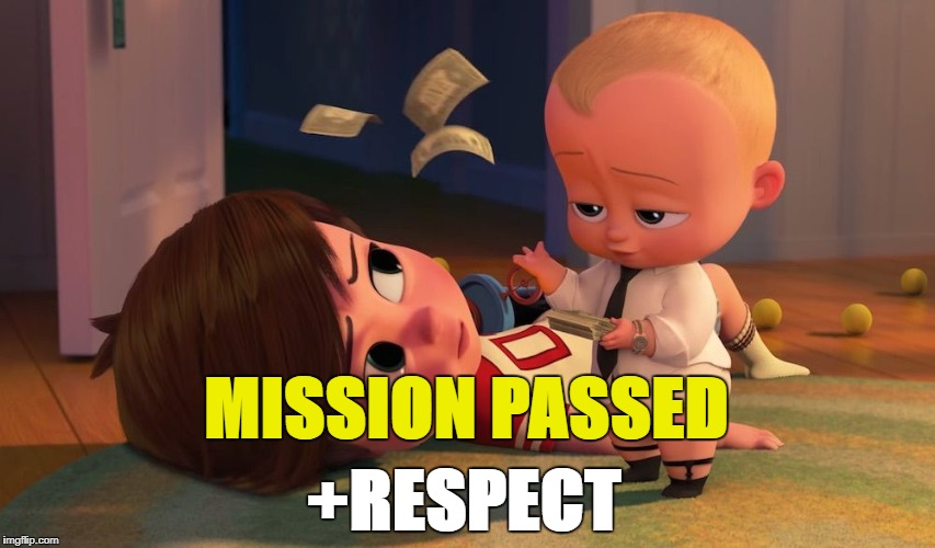+RESPECT | MISSION PASSED +RESPECT | image tagged in gta | made w/ Imgflip meme maker