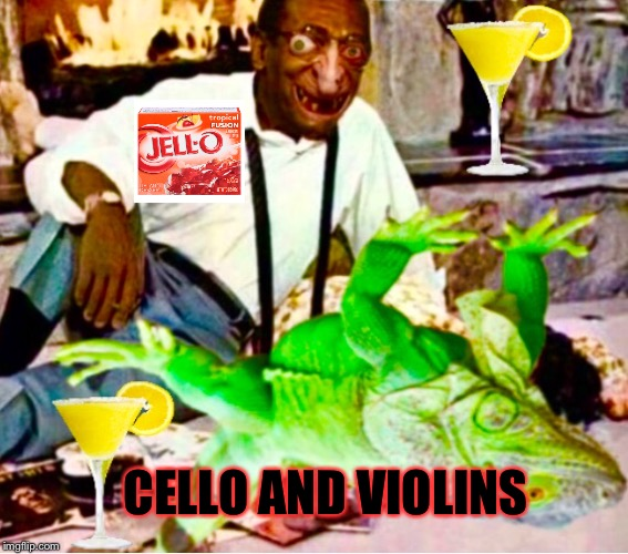 CELLO AND VIOLINS | made w/ Imgflip meme maker