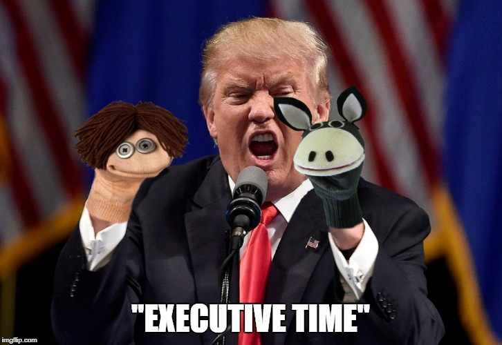 """EXECUTIVE TIME"" 