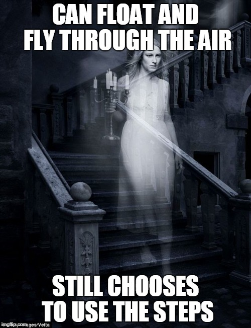 """Oblivious Ghost"" 