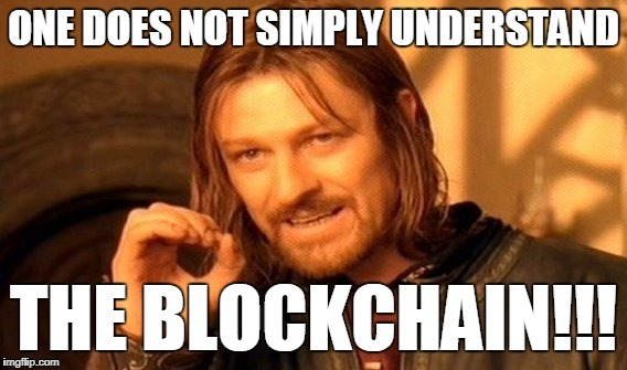 Simple block chain  | image tagged in cryptocurrency,bitcoin,funny,memes | made w/ Imgflip meme maker