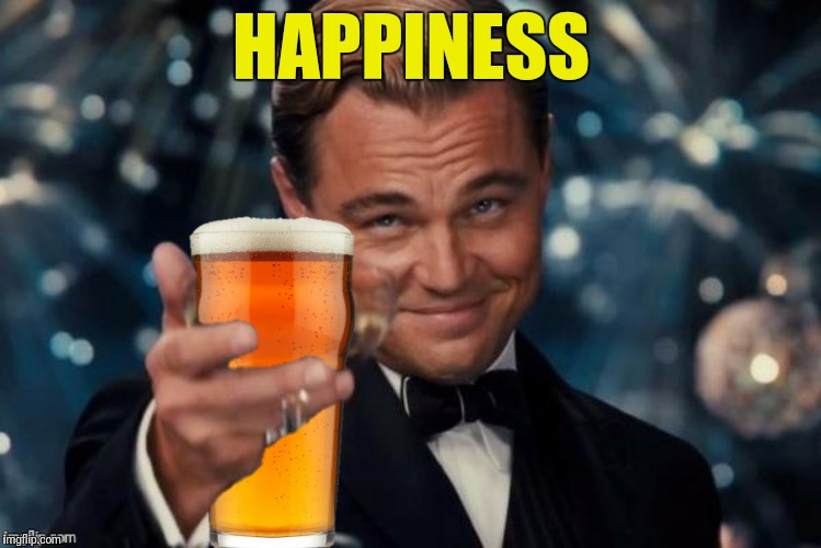 HAPPINESS | made w/ Imgflip meme maker