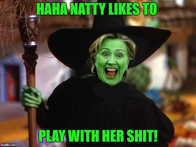 And her little dog too | HAHA NATTY LIKES TO PLAY WITH HER SHIT! | image tagged in witchy see lynn ton,natalie,funny mckamie,memes,meme | made w/ Imgflip meme maker