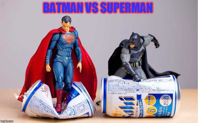 batman vs superman | BATMAN VS SUPERMAN | image tagged in batman and superman | made w/ Imgflip meme maker