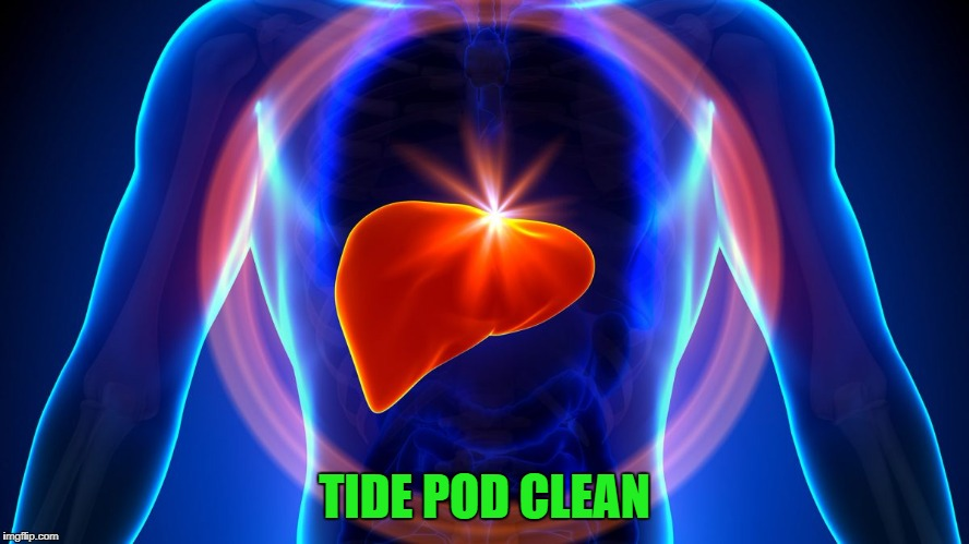 TIDE POD CLEAN | made w/ Imgflip meme maker