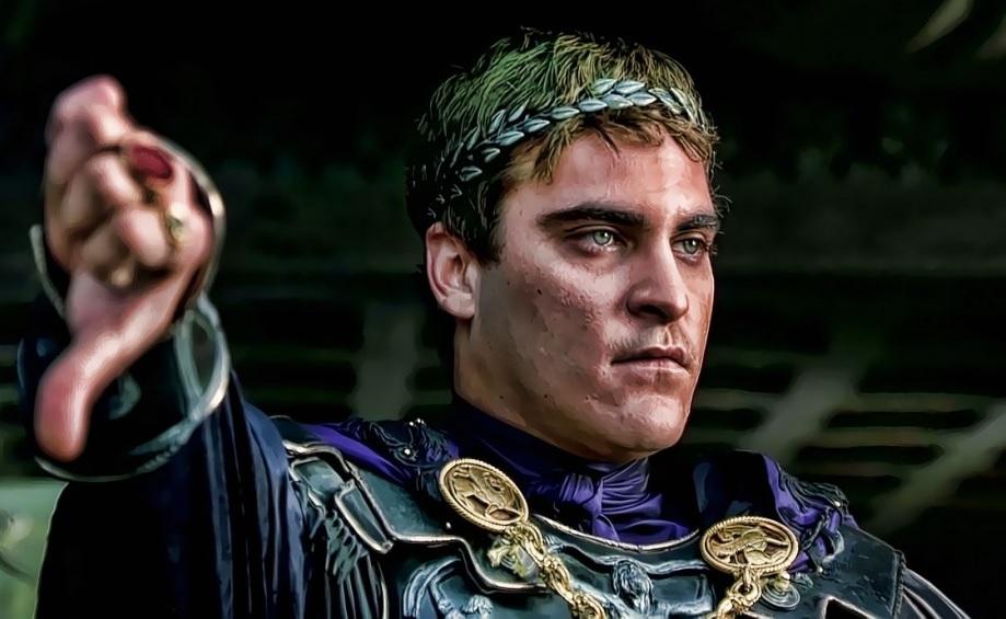 Emperor Thumbs Down Blank Template - Imgflip