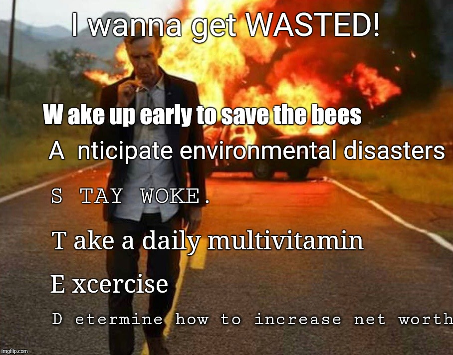 "Bill Nye ""thug life"" 