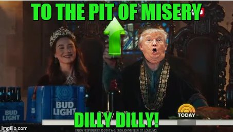 TO THE PIT OF MISERY | made w/ Imgflip meme maker