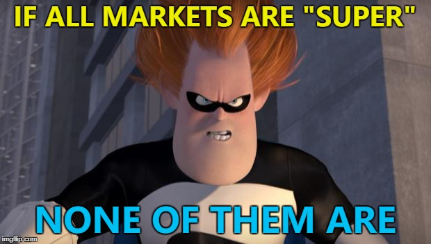"When does a market become ""super""? :) 