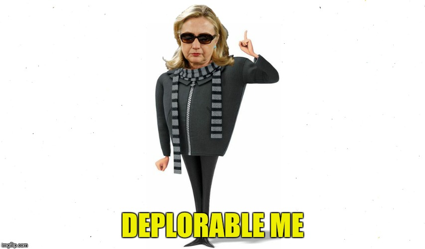 DEPLORABLE ME | made w/ Imgflip meme maker