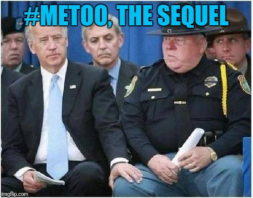 #METOO, THE SEQUEL | image tagged in metoo | made w/ Imgflip meme maker