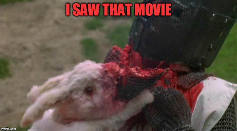 I SAW THAT MOVIE | made w/ Imgflip meme maker