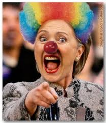 Hillary clown | . | image tagged in hillary clown | made w/ Imgflip meme maker