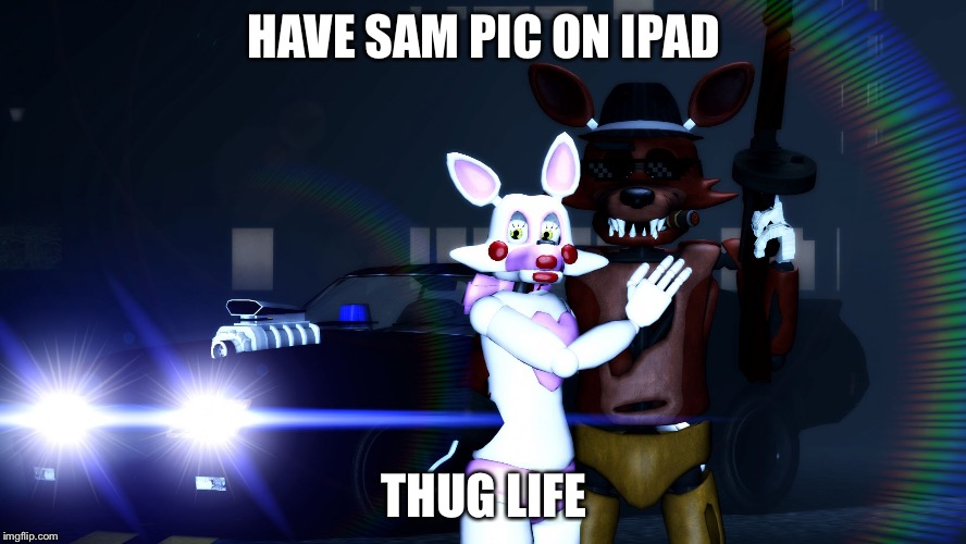 Sa urmaresti pagina Gta-Fnaf-Call of Duty...asta inseamna sa fii | HAVE SAM PIC ON IPAD THUG LIFE | image tagged in sa urmaresti pagina gta-fnaf-call of dutyasta inseamna sa fii | made w/ Imgflip meme maker