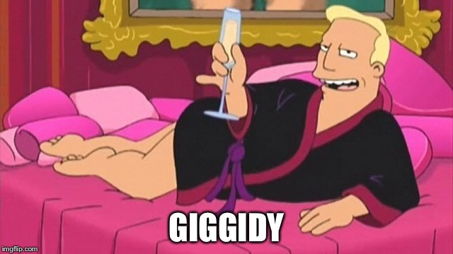GIGGIDY | made w/ Imgflip meme maker