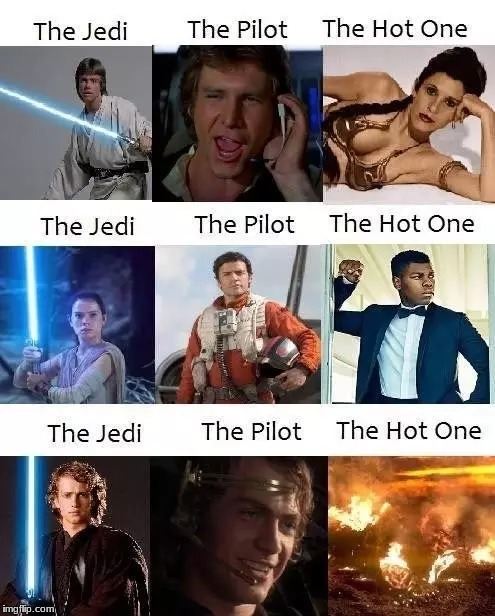 wow | image tagged in star wars | made w/ Imgflip meme maker
