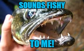 SOUNDS FISHY TO ME! | made w/ Imgflip meme maker