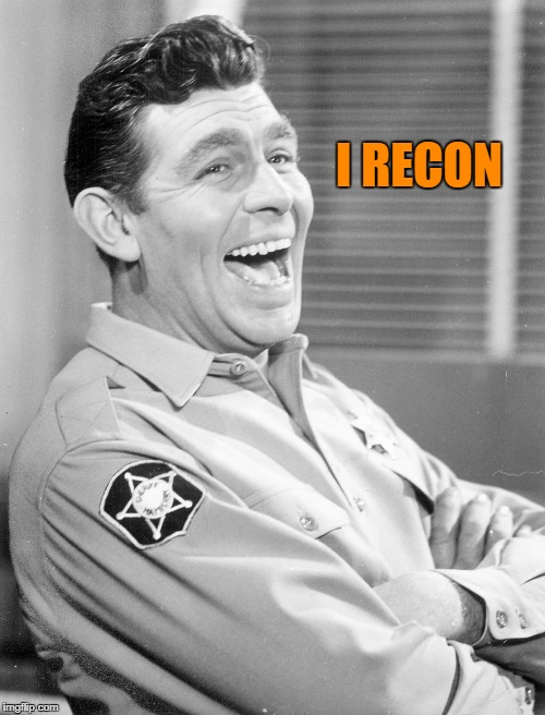 I RECON | made w/ Imgflip meme maker