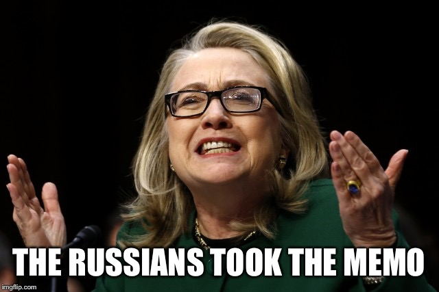 THE RUSSIANS TOOK THE MEMO | made w/ Imgflip meme maker
