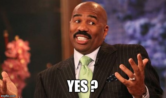 YES ? | made w/ Imgflip meme maker