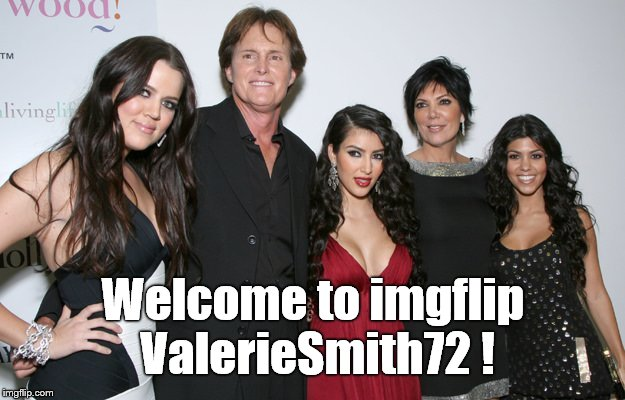 Jenner Christmas | Welcome to imgflip ValerieSmith72 ! | image tagged in jenner christmas | made w/ Imgflip meme maker