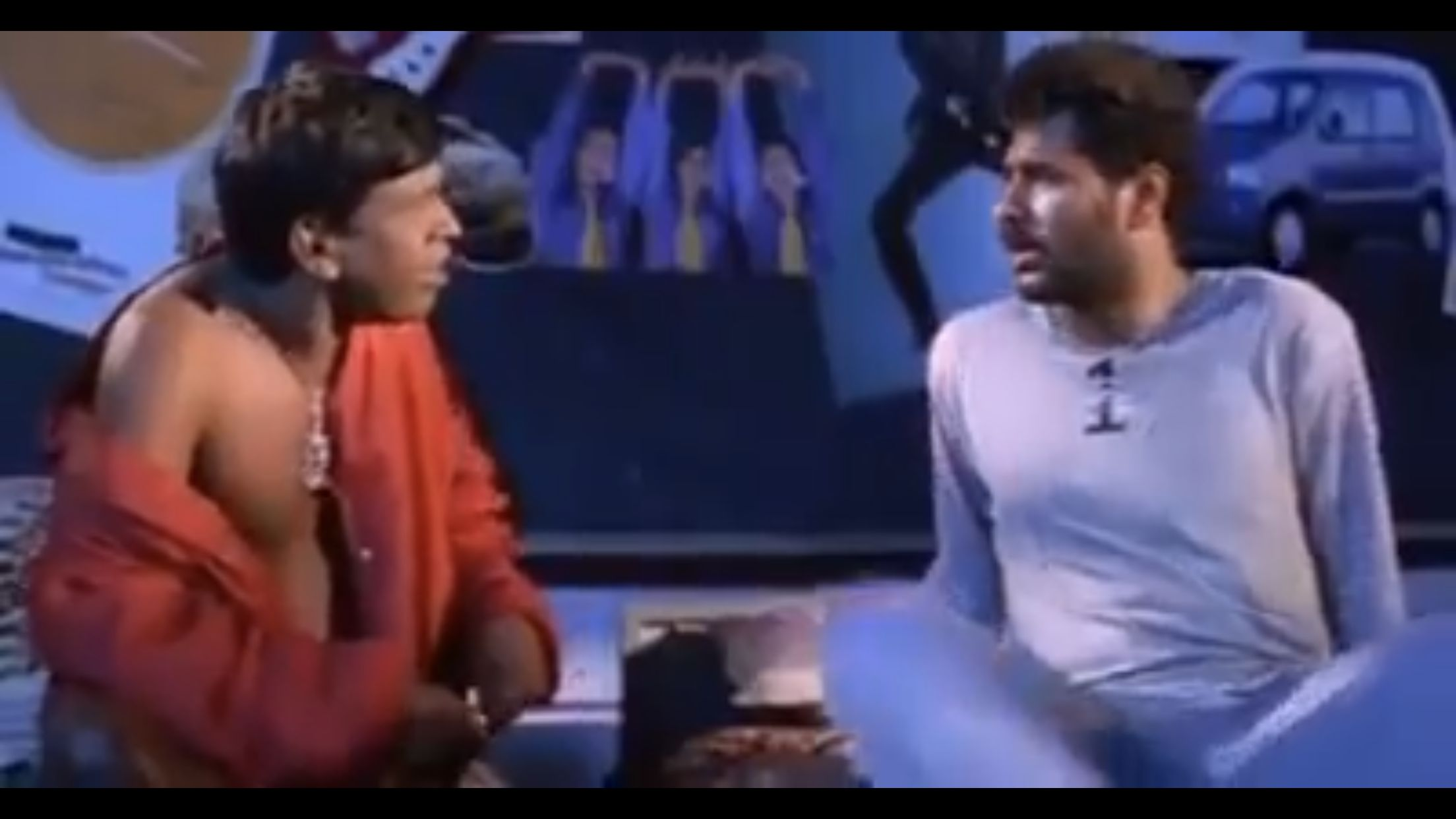 Vadivelu You Go Man Why Me Blank Template Imgflip