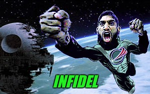 INFIDEL | made w/ Imgflip meme maker