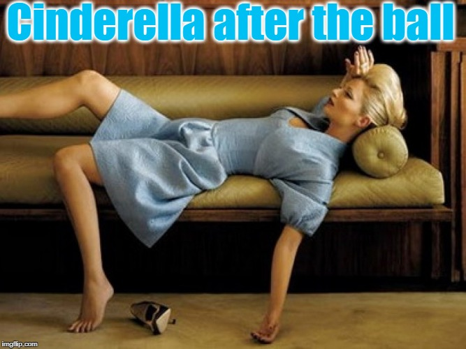 Sweeeeeeet! | Cinderella after the ball | image tagged in cinderella,sexy | made w/ Imgflip meme maker