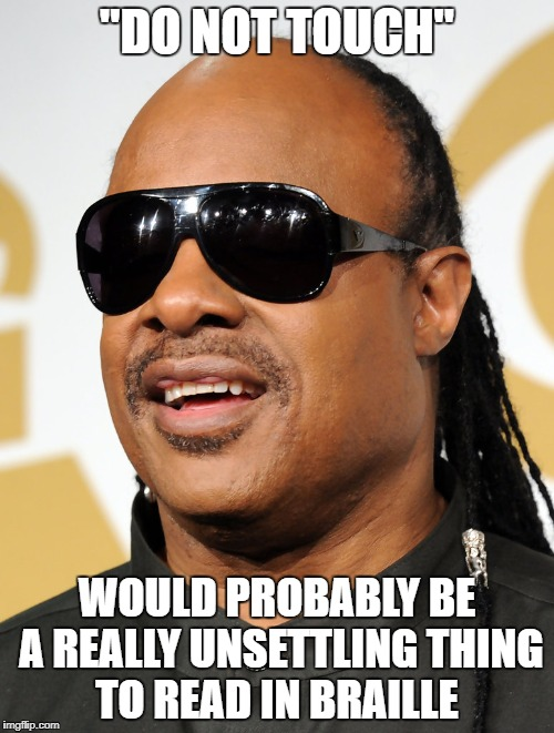 "Don't ""Touch"" my meme! 