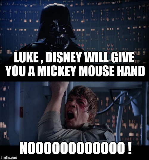 Then you can go after Jay and Silent Bob | LUKE , DISNEY WILL GIVE YOU A MICKEY MOUSE HAND NOOOOOOOOOOOO ! | image tagged in memes,star wars no,jay and silent bob,the empire strikes back,pull my finger | made w/ Imgflip meme maker