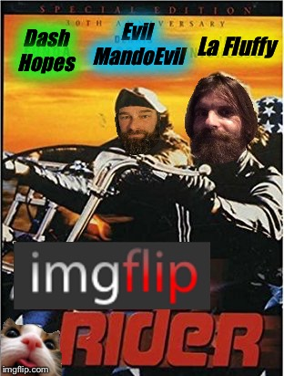 "What's your ""ImgFlip"" meme look like?  Post it in the comments!  