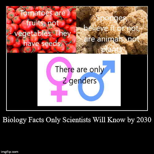 Biology Facts Only Scientists Will Know by 2030 | | image tagged in funny,demotivationals | made w/ Imgflip demotivational maker