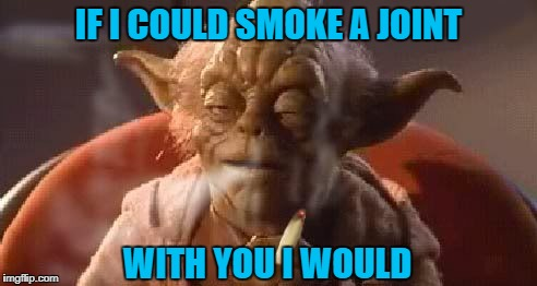 IF I COULD SMOKE A JOINT WITH YOU I WOULD | made w/ Imgflip meme maker