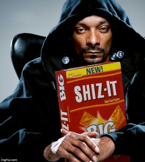 cereal is for morning, but crackers are all day and night | image tagged in cheese,shit,snoop dogg,snoop,rapper,crackers | made w/ Imgflip meme maker