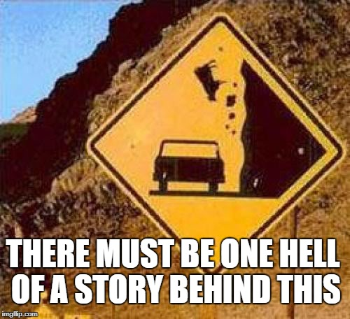 Falling Cows | THERE MUST BE ONE HELL OF A STORY BEHIND THIS | image tagged in falling cows | made w/ Imgflip meme maker