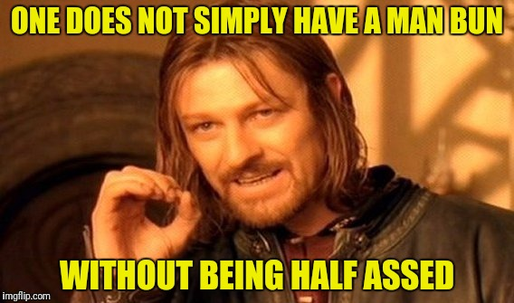 "It takes two buns to make an ass (or a ""Whopper"") 